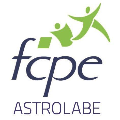LOGO FCPE ASTROLABE